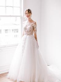 AW Nikki Wedding Dress